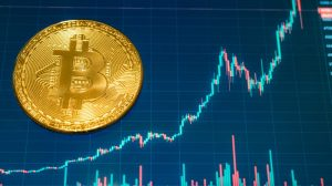 bitcoin and a graph